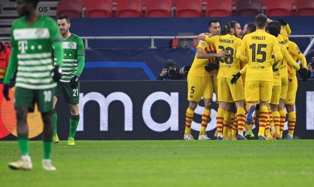 LdC: la folle statistique du Barça !