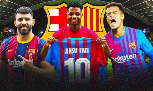 JT Foot Mercato : les visages du nouveau FC Barcelone