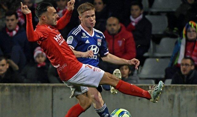 Le Bayern Munich veut arracher Melvin Bard à l'OL !