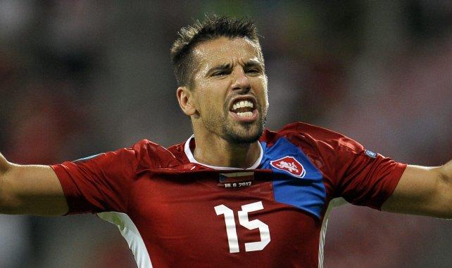 Clap de fin pour Milan Baros