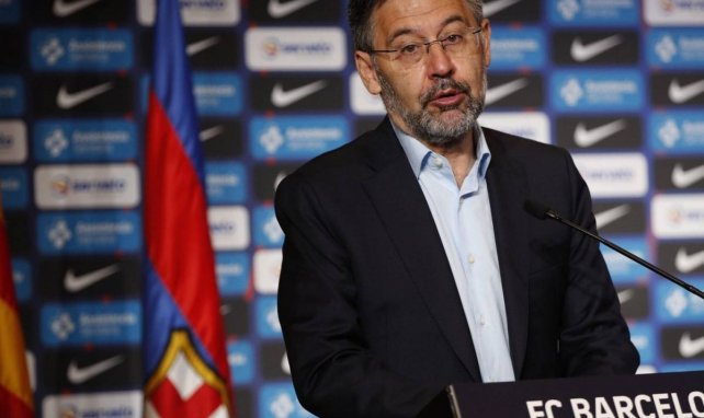 La motion de censure à l'encontre de Josep Bartomeu approuvée