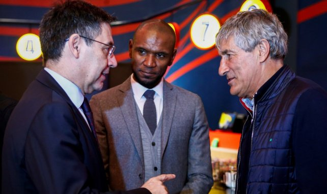 Barça : Bartomeu dément avoir contacté Laurent Blanc