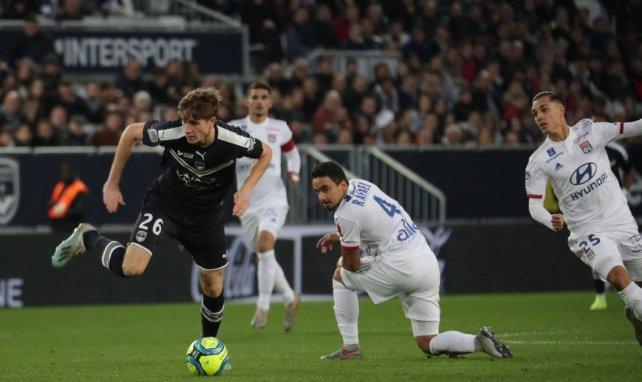Bordeaux : l'AC Milan et Cagliari en pincent pour Toma Basic