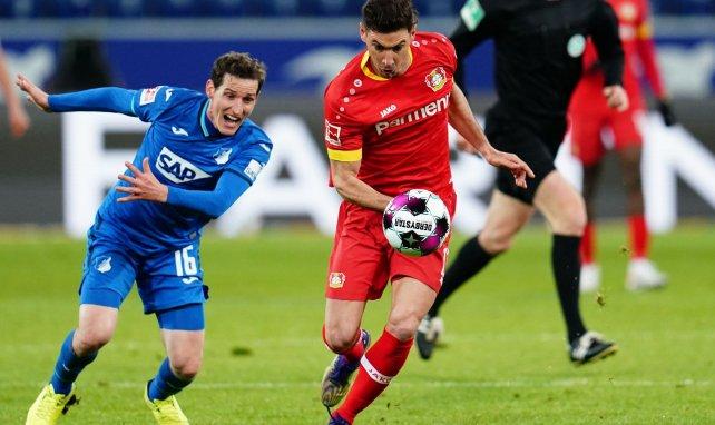 Bundesliga : Hoffenheim et le Bayer se quittent sur un nul