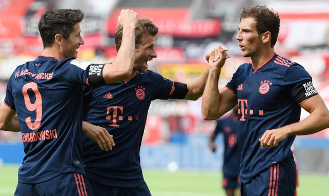 Bundesliga : le Bayern se promène à Leverkusen, le RB Leipzig se loupe
