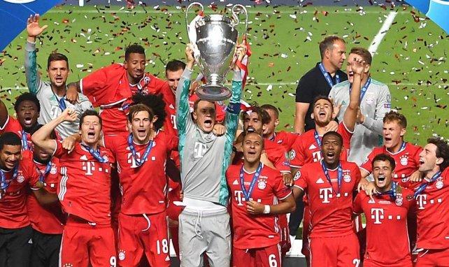 L'UEFA dévoile les 50 nommés pour l'équipe type de l'année 2020