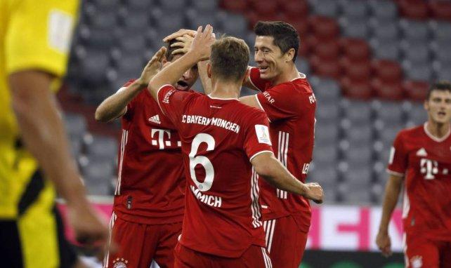 L'UEFA dévoile son équipe type de l'année 2020