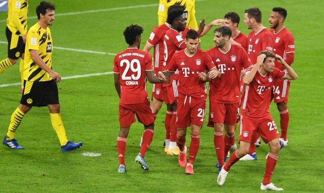 Le Bayern Munich et le Borussia Dortmund confirment leur refus de participer à la Super League