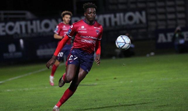 Mohamed Bayo avec Clermont