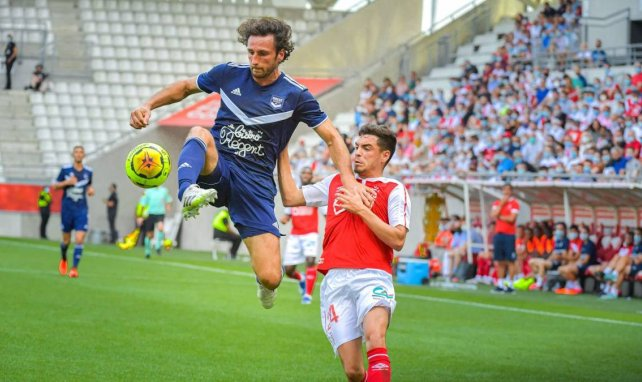 Girondins de Bordeaux : le grand retour surprise de Paul Baysse