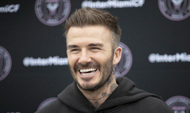 David Beckham veut construire un beau projet à Miami