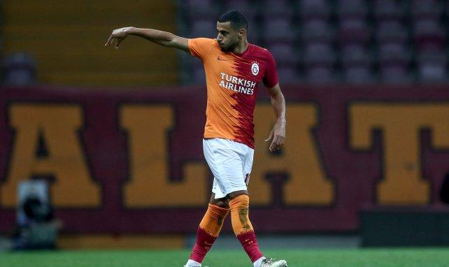 Younès Belhanda avec Galatasaray
