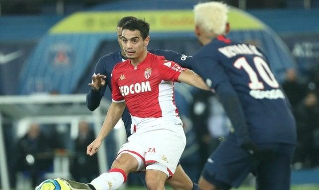 L'AS Monaco a fixé le prix de départ de Wissam Ben Yedder