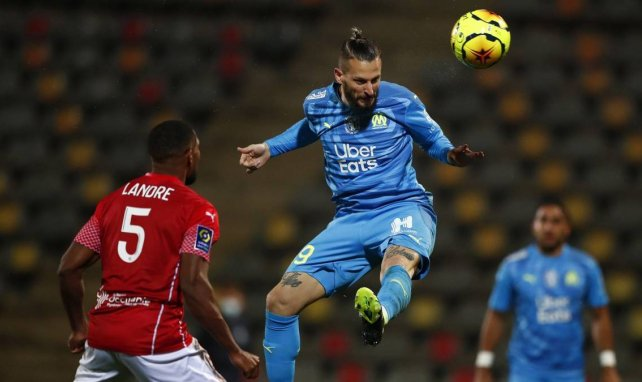 Nîmes-OM : les notes du match