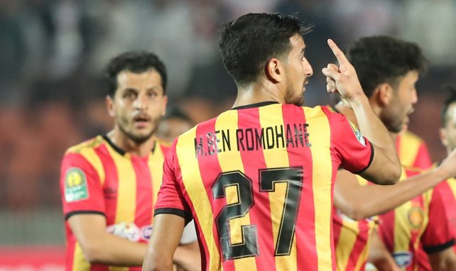 La Ligue 1 s'arrache Mohamed Ali Ben Romdhane