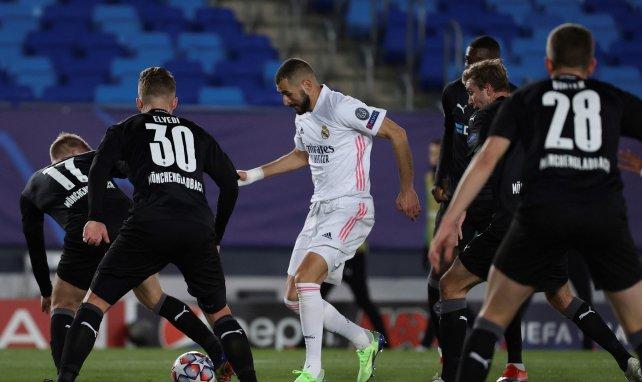 Atalanta-Real Madrid : Karim Benzema forfait