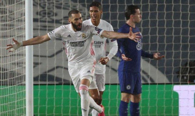 Karim Benzema fait ses adieux à Raphaël Varane