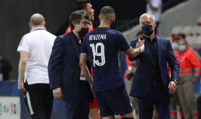 Equipe de France : la réaction à chaud de Karim Benzema