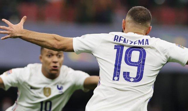 Real Madrid : le nouvel appel du pied de Karim Benzema à Kylian Mbappé