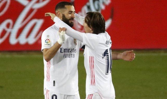 Ballon d'Or : Luka Modric milite pour Karim Benzema