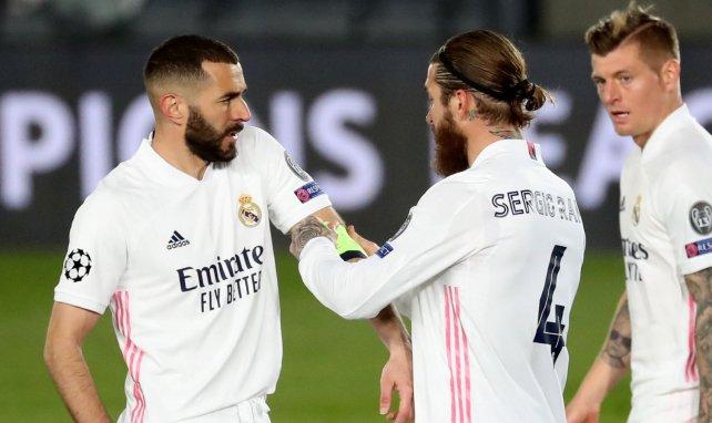 Real Madrid : le message de Karim Benzema à Sergio Ramos