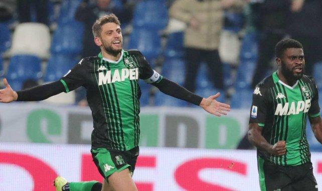 Serie A : Sassuolo arrache le point du nul contre Cagliari