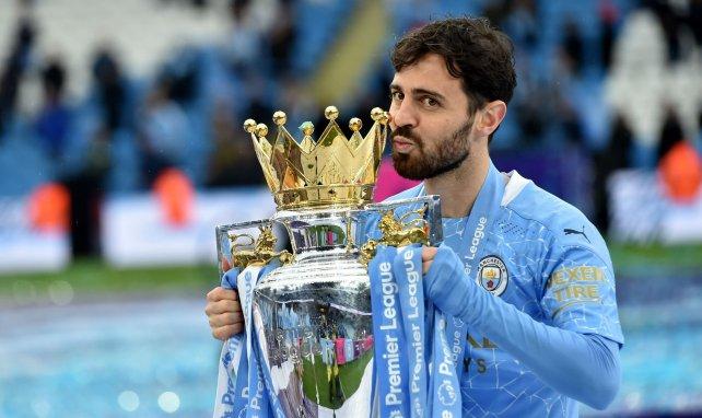 Manchester City : Bernardo Silva veut partir et a choisi 2 clubs
