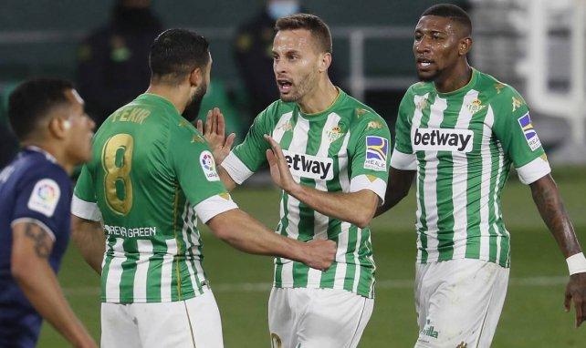 Liga : Sergio Canales porte le Betis contre le Celta de Vigo