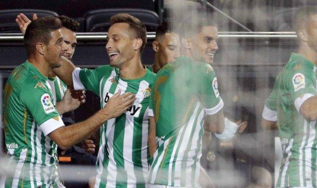 Liga : le Betis arrache le match nul en toute fin de rencontre face à la Real Sociedad