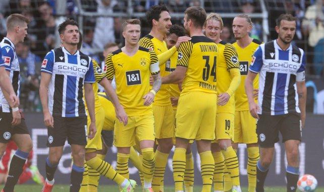 Coupe d'Allemagne : Leipzig et Dortmund filent en huitièmes