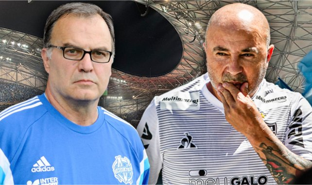 OM : Marcelo Bielsa valide le choix Sampaoli