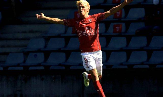 Birger Meling a réussi ses débuts avec Nîmes