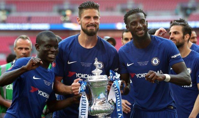 Tottenham-Chelsea : les compos officielles