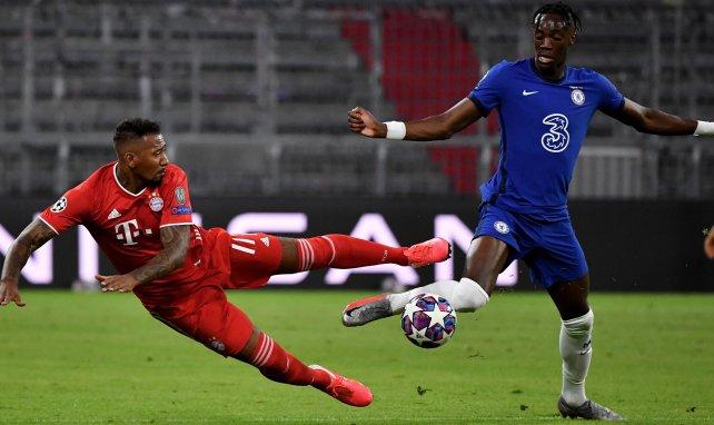 Bayern Munich : Hans-Dieter Flick rassurant avec Jerome Boateng