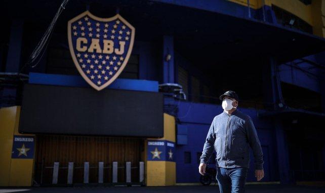 Boca Juniors est à l'isolement