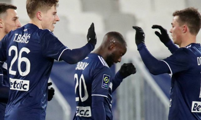 Ligue 1 : Bordeaux surprend Angers