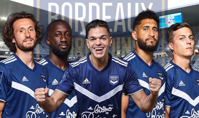 Les Girondins de Bordeaux face au chantier des fins de contrat