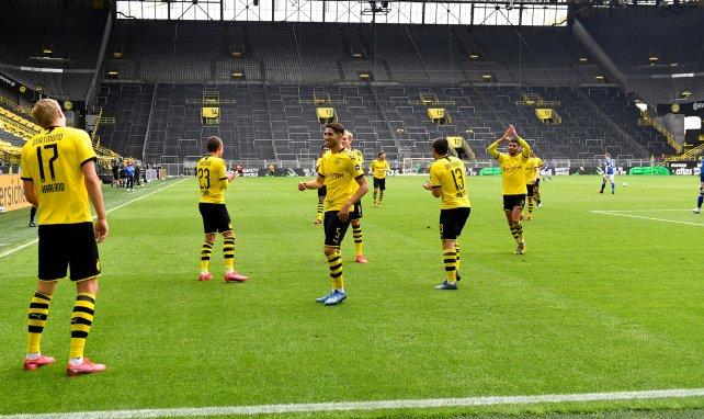 Le BvB prépare son match face au Bayern Munich