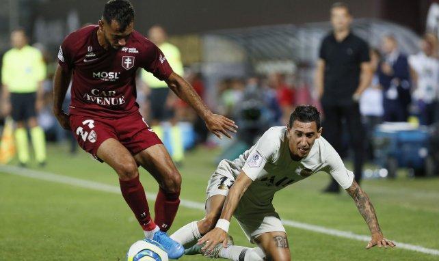 FC Metz : Farid Boulaya sur le départ