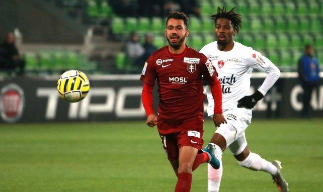Longoria a trouvé le remplaçant de Sanson en Ligue 1 — OM