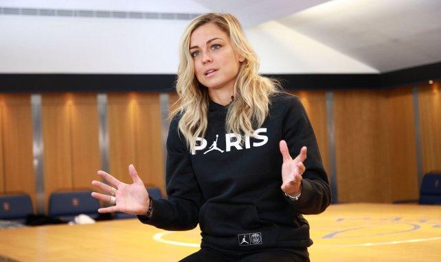 Laure Boulleau devrait occuper un rôle à responsabilité au PSG