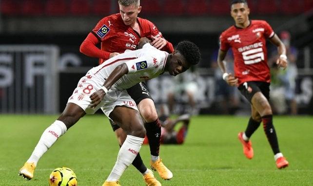 Le Stade Rennais s'impose face à Monaco !