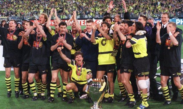 Les finales de légende de la Ligue des champions : Juventus Turin - Borussia Dortmund (1997)