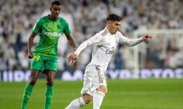 Real Madrid : une première porte de sortie s'offre au placardisé Brahim Diaz