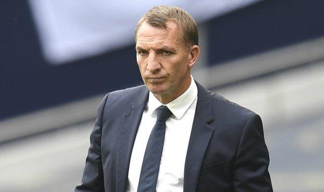 Brendan Rodgers pour remplacer Lampard sur le banc de Chelsea ?