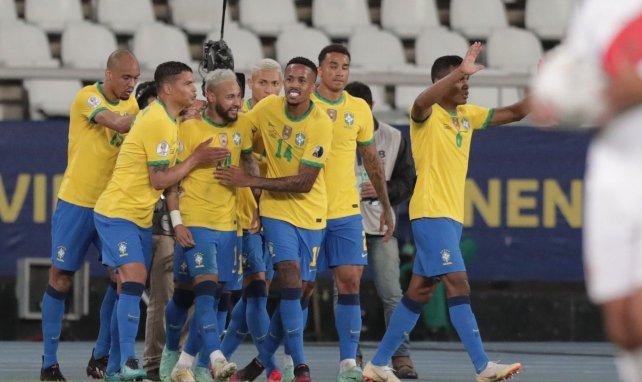 Copa América : nouveau carton du Brésil, la Colombie tenue en échec
