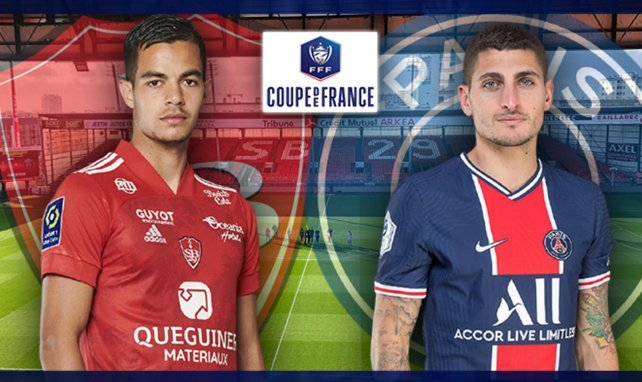 Brest - PSG : les compositions probables