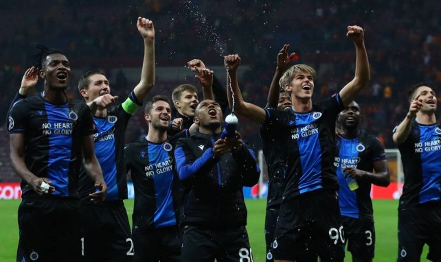 Belgique : Bruges officiellement champion