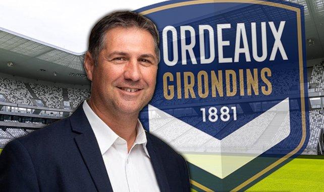 Bruno Fiévet veut racheter les Girondins de Bordeaux