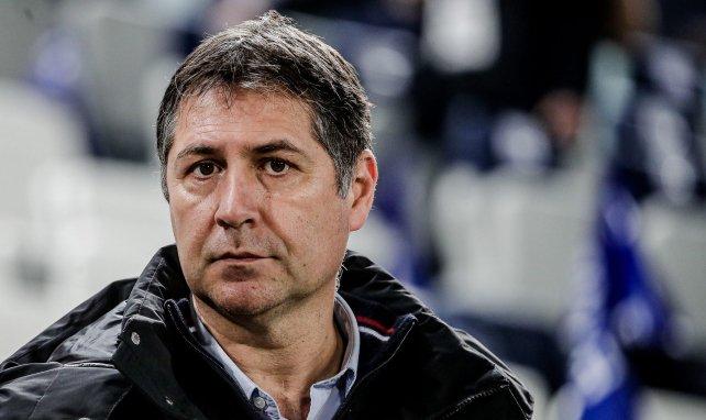 Bruno Fiévet au Matmut Atlantique lors d'une rencontre de Bordeaux